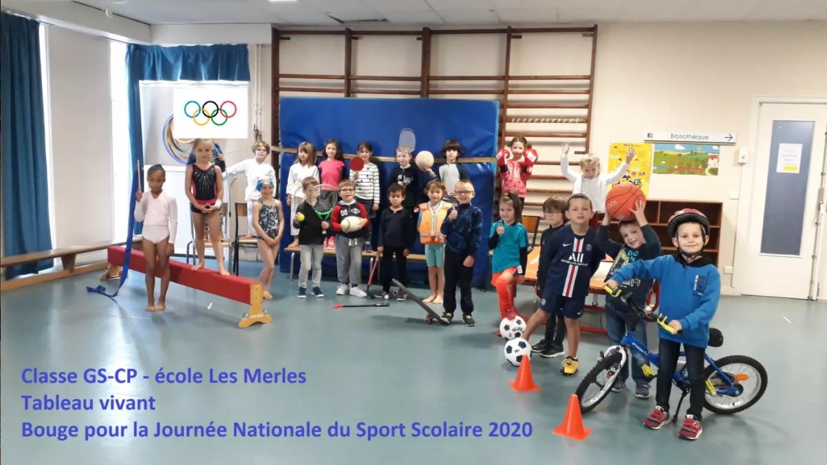 Journée Nationale du Sport Scolaire 2020